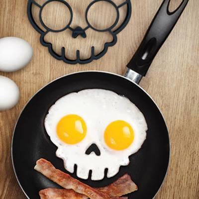 Death for Breakfast